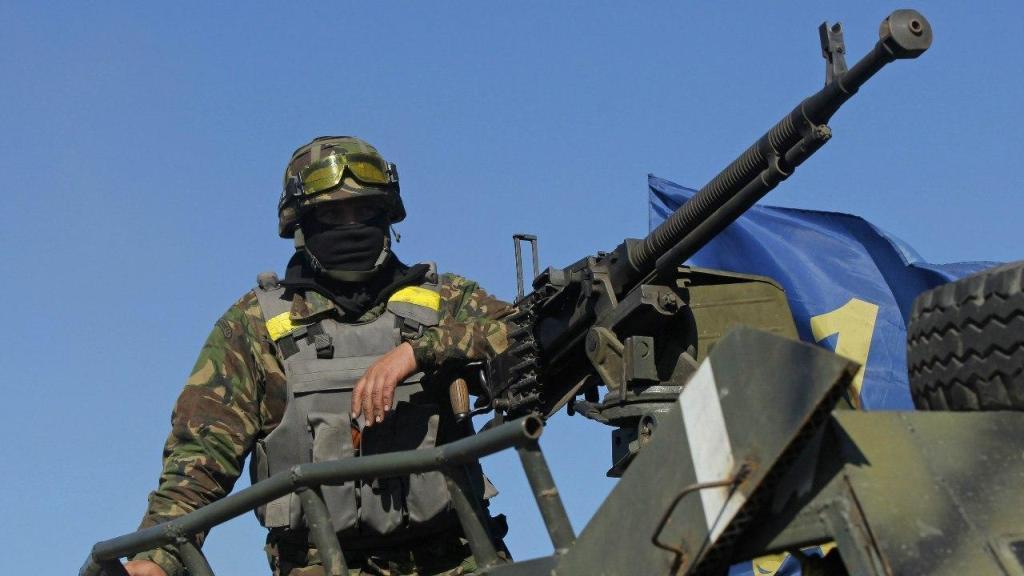 В селе на границе с Крымом мародерствуют украинские военные