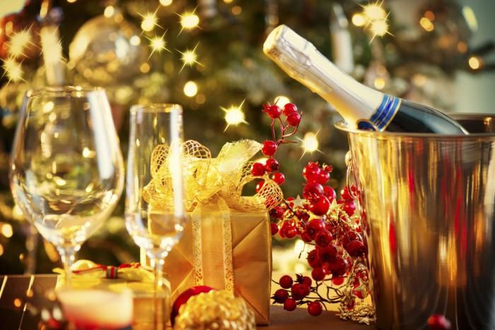 В Роскачестве дали рекомендации по выбору шампанского к Новому году
