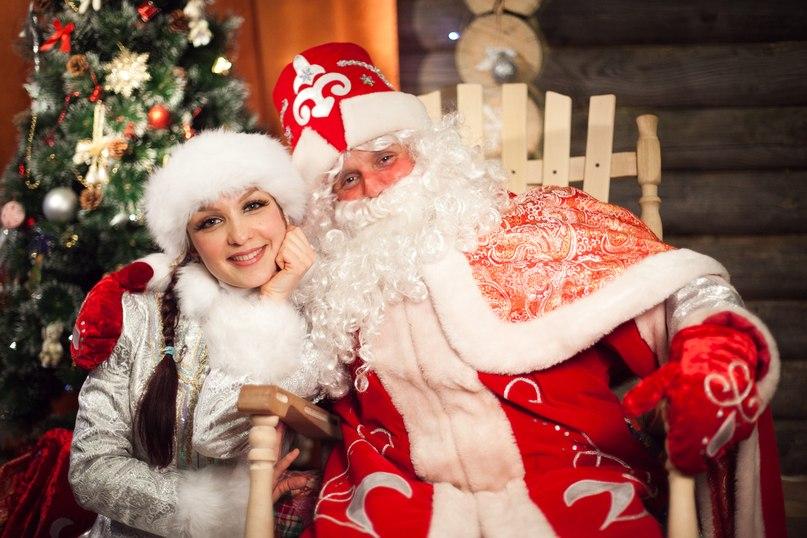 Сколько стоят в Крыму Дед Мороз и Снегурочка к Новому году
