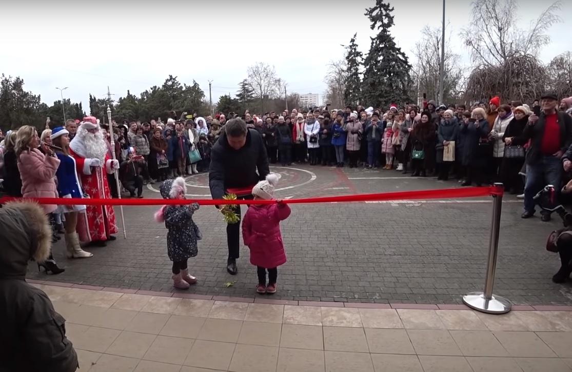 Вход в кинозал через улицу: открытие ТРЦ «Муссон» глазами севастопольского блогера