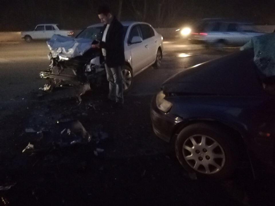 В Симферополе смертельное ДТП в районе авторынка (фото, видео)