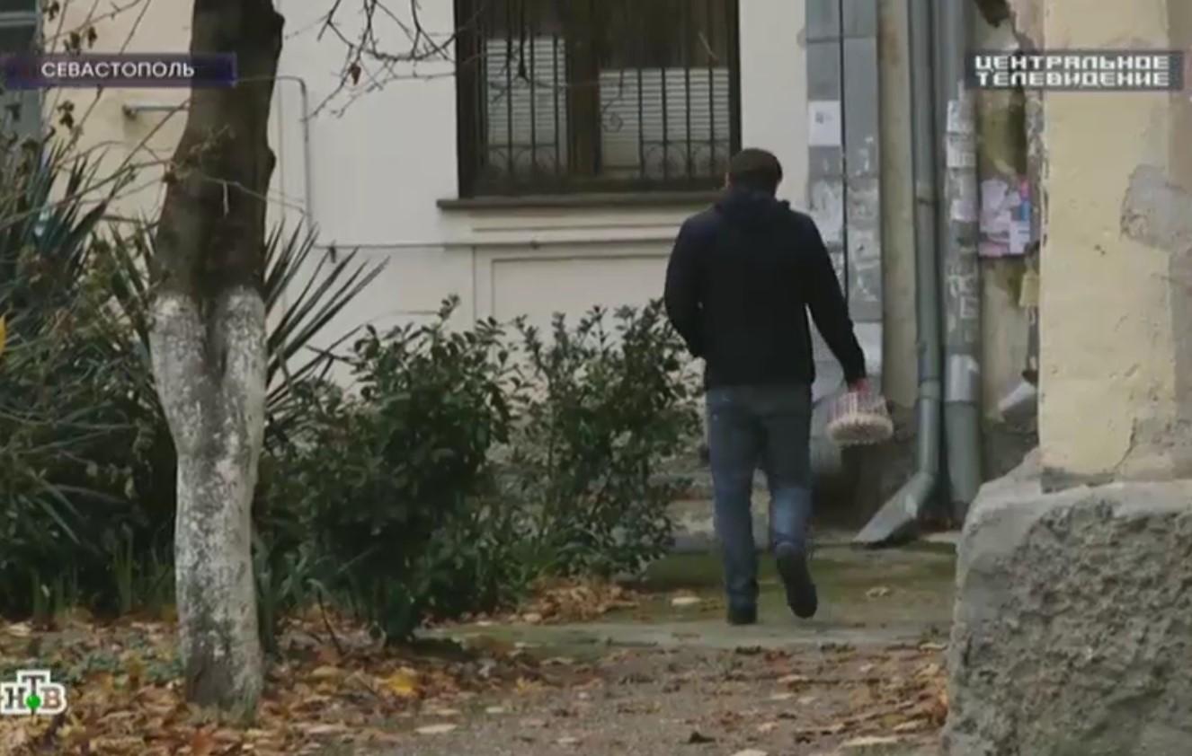 Родственники Петра Порошенко живут прямо в центре Севастополя (видео)