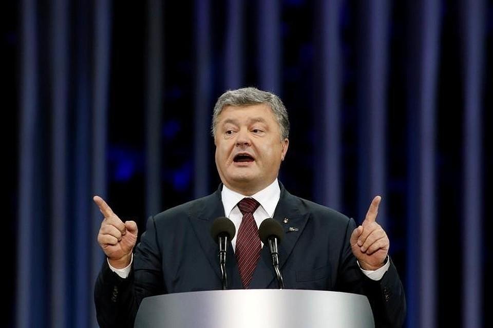 У Порошенко нашлись «две плохие новости для Путина»