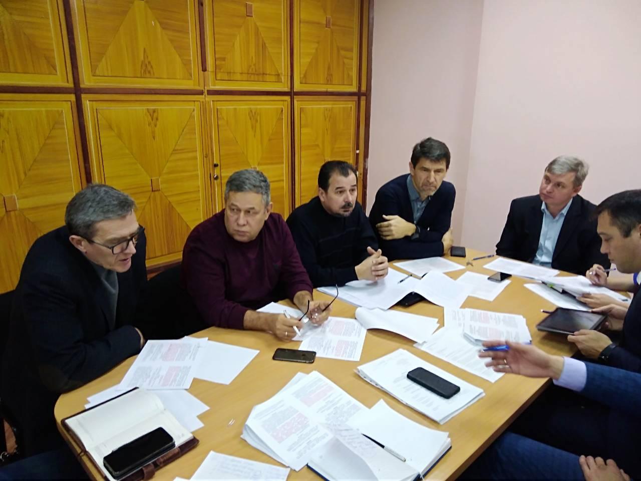 В Севастополе предприниматели обсудили земельные проблемы с ДИЗО