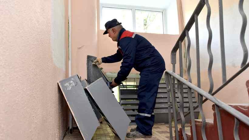 В Севастополе за месяц ремонт подъездов подорожал в 10 раз