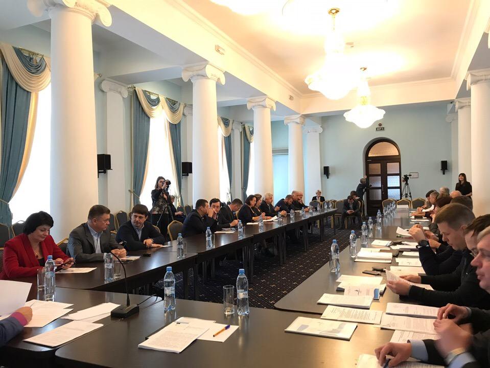 В Севастополе обсудили проблемы предпринимателей и бизнесменов