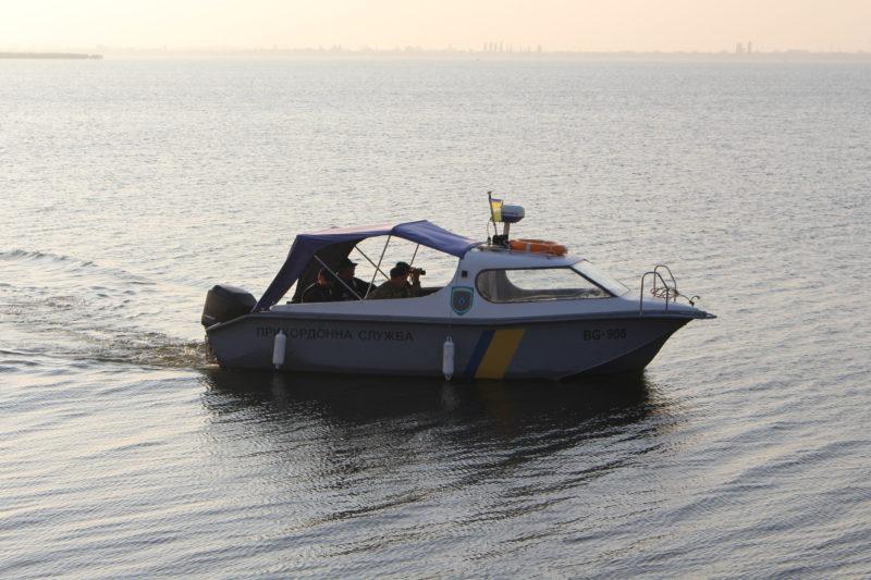 Одесским морякам запретили выходить в Черное море на маломерных судах