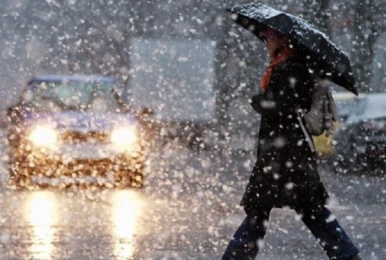 Снег с дождем накроют Крым (прогноз погоды на 25 декабря)