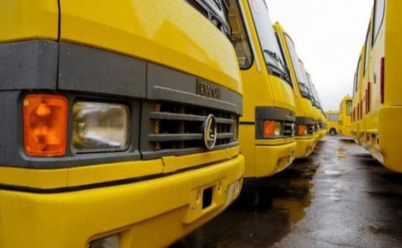Севастополь закупает новые автобусы для жителей Северной стороны