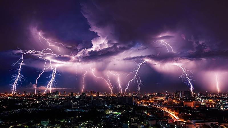 Непогода и птица оставили несколько населенных пунктов Крыма без электричества