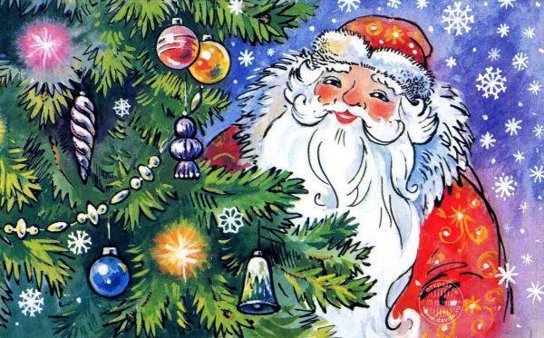Российский депутат предложил Деду Морозу повысить пошлины на срубленные ели