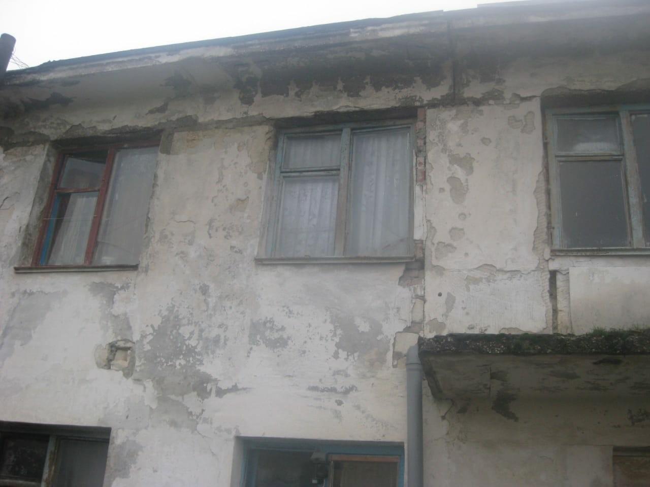 В Севастополе у ДИЗО «протекла крыша»