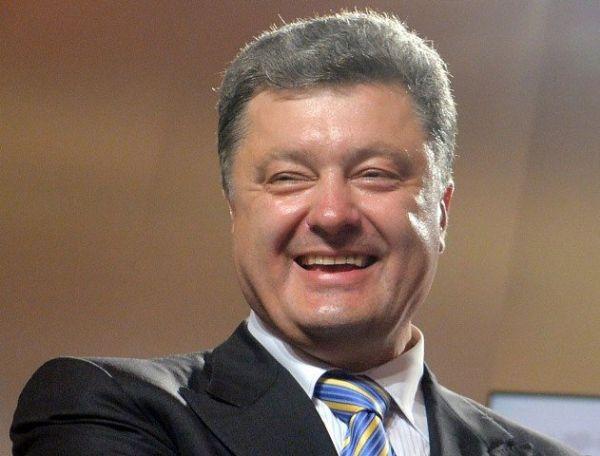 СМИ опубликовали видео с выступлением пьяного Порошенко
