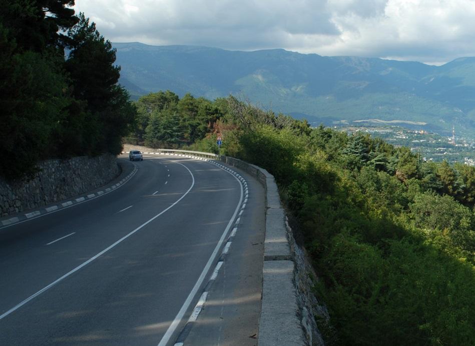 В Крыму появятся еще две федеральные дороги