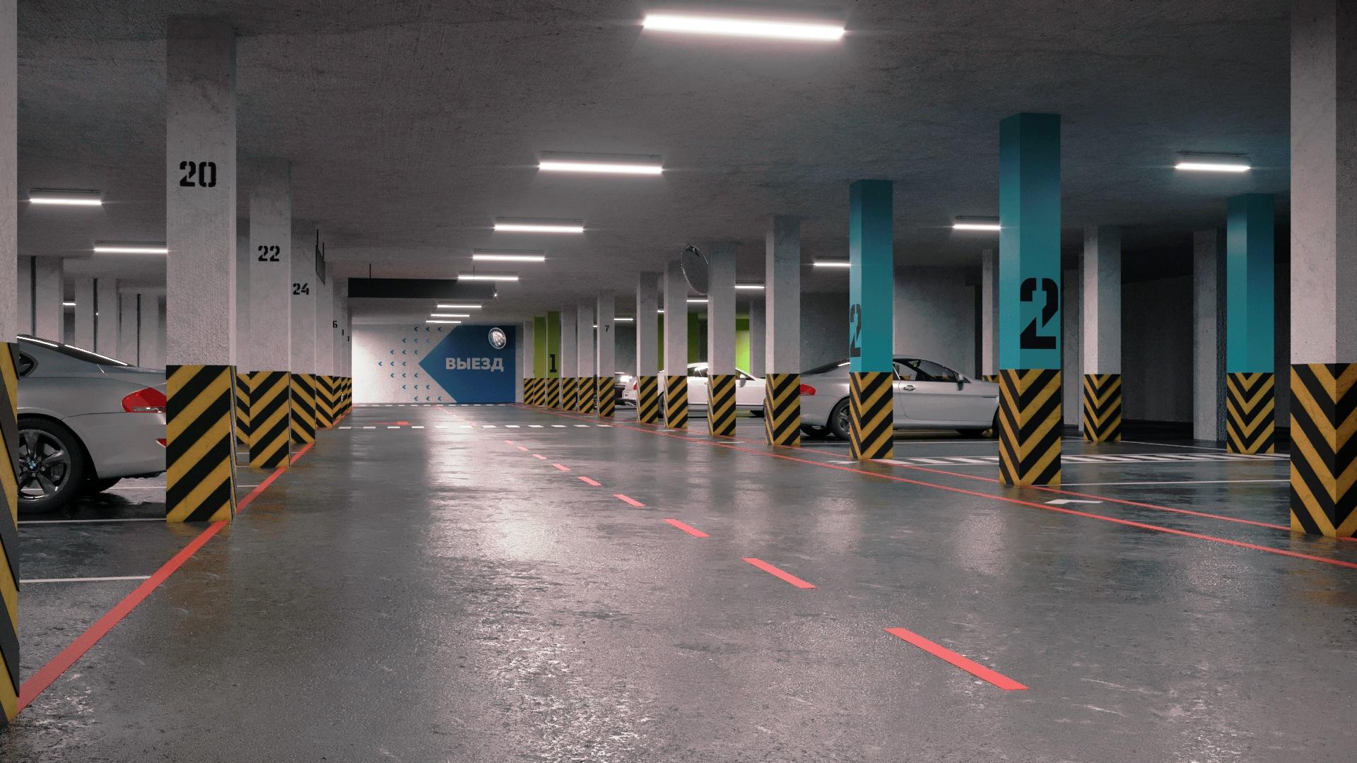 В центре Севастополя построят подземный паркинг