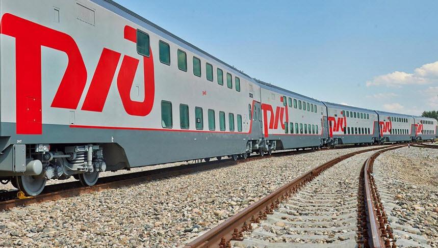 Названа дата начала продажи билетов на пассажирские поезда в Крым
