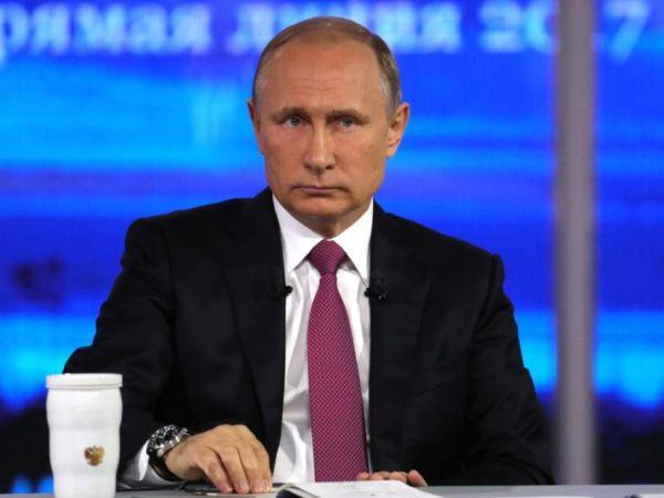 Песков рассказал, когда состоится «Прямая линия» с Владимиром Путиным