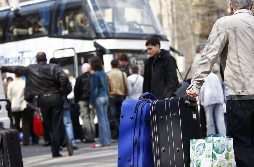 Украинцы стали совершать больше поездок в Крым