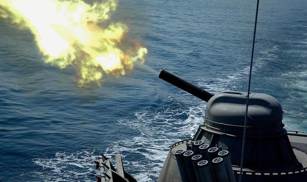 В ФСБ подробно рассказали о стрельбе по украинским катерам