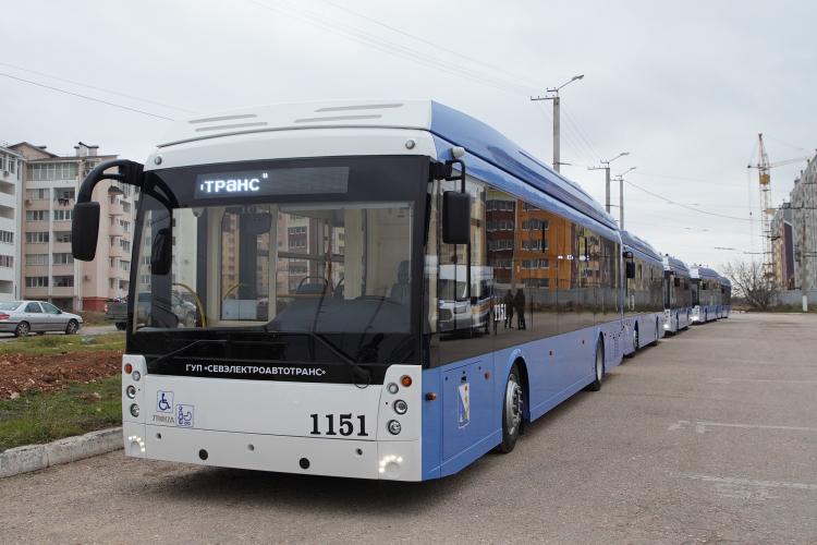 Как будет работать общественный транспорт в Севастополе в праздничные дни