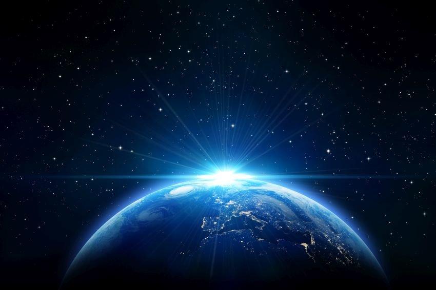 Названа основная версия происхождения Земли
