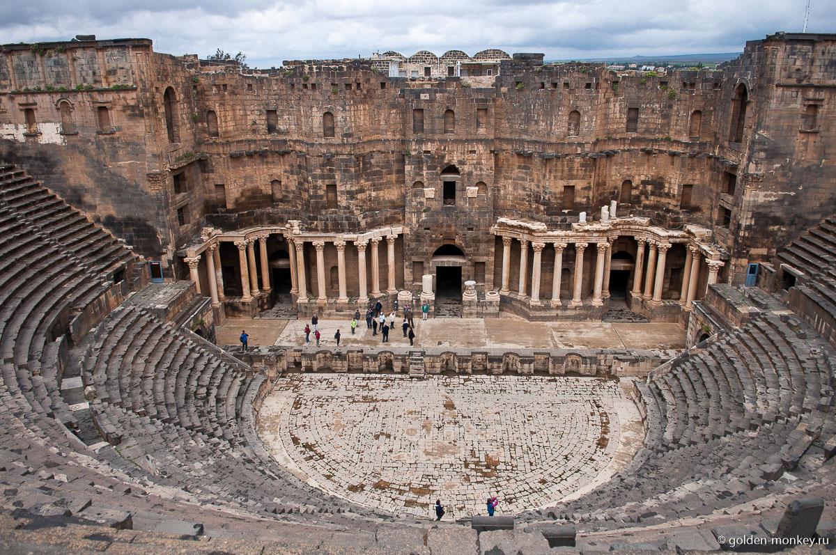 В Крыму хотят организовать туристические поездки в Сирию