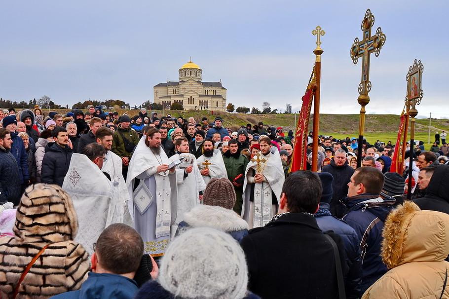 Полная программа празднования Крещения в Севастополе