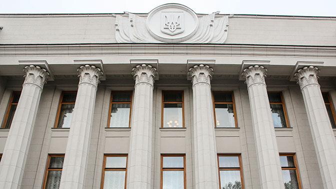 Депутат Рады обвинил Запад в выжимании ресурсов из Украины