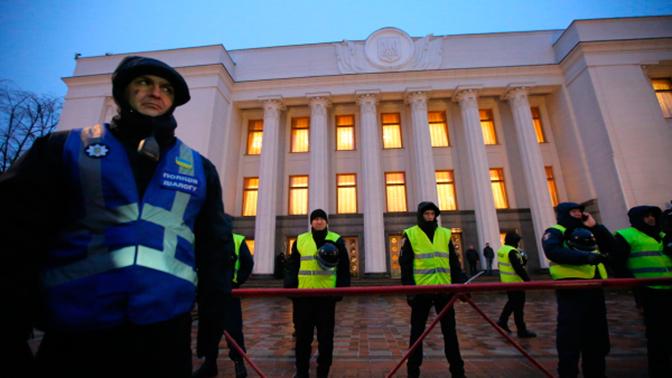 В Раде заявили о захвате власти на Украине