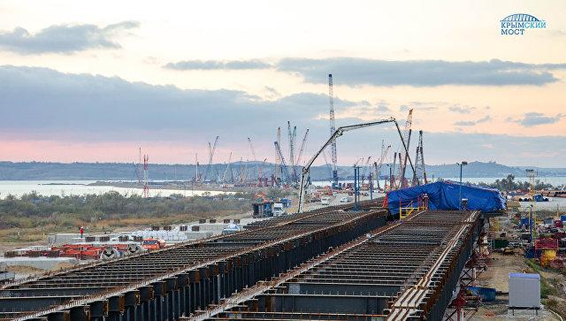 Пустить поезда в Крым могут раньше намеченного срока