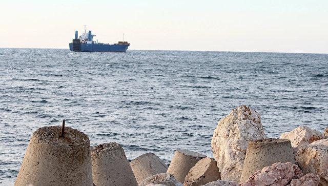 Первый грузовой корабль между Крымом и Сирией пустят в феврале
