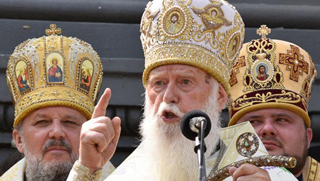«Патриарх всея Галактики»: в РПЦ оценили новый титул Филарета