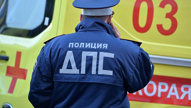 Лобовое столкновение, опрокидывание: сводка ДТП в Крыму