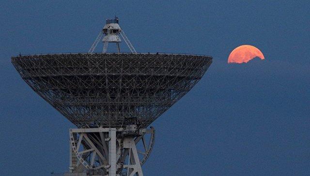 Жители Крыма смогут увидеть полное затмение Луны
