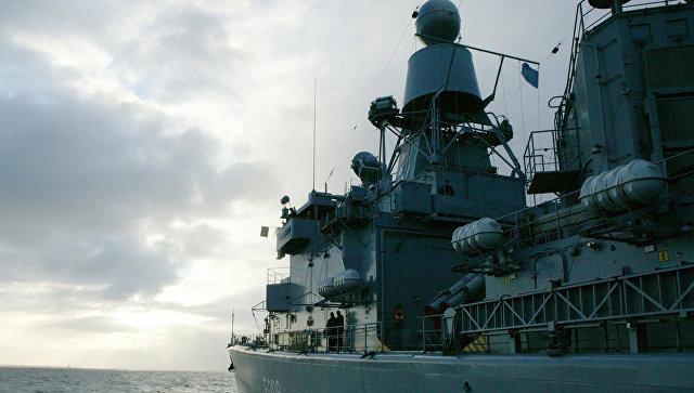 Корабли НАТО планируют зайти в Черное море — Украина