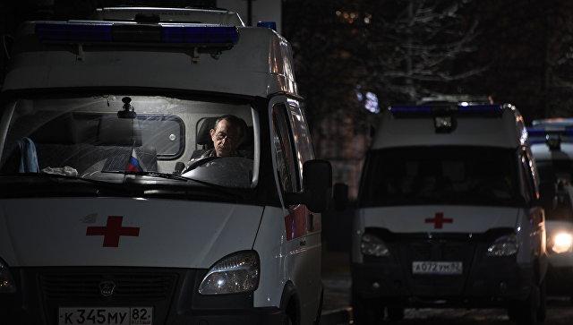 В керченской больнице рассказали о состоянии пострадавших в проливе моряков