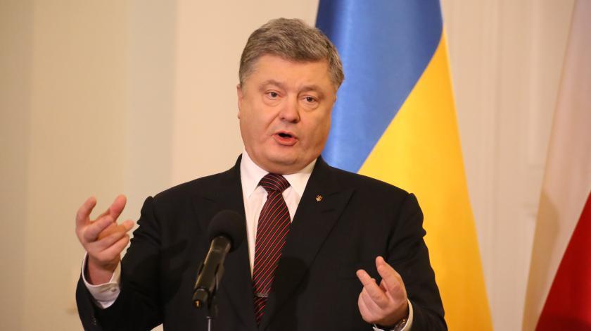 «Слава Украине»: Порошенко оригинально ответил на вопрос о борьбе с коррупцией