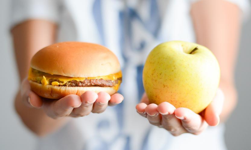 Как правильно питаться с помощью фастфуда
