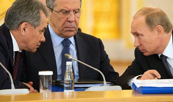 Путин, Лавров и Шойгу: ВЦИОМ опубликовал рейтинг доверия россиян руководству страны