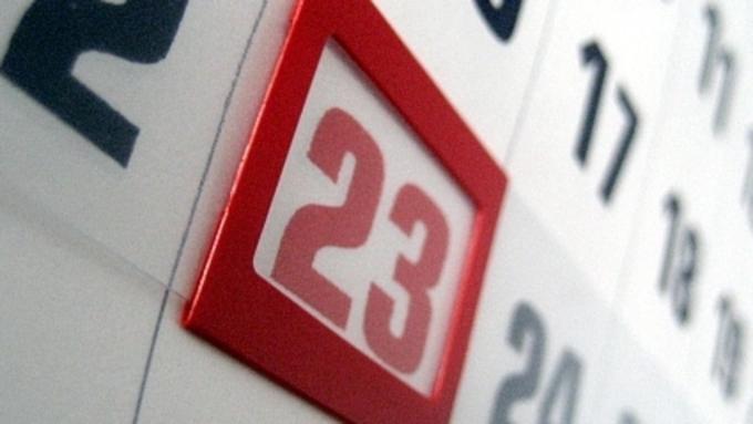 Правительство РФ утвердило производственный календарь в 2019 году