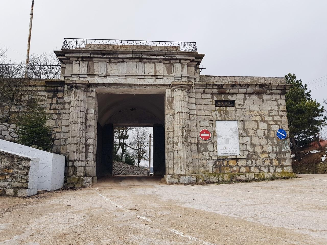 Блог путешественника по Крыму: Байдарские ворота