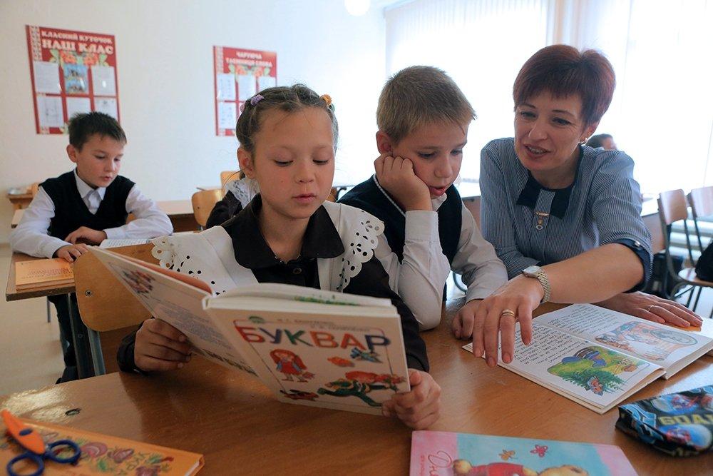 Уроки украинского языка в Севастополе могут ввести в новом учебном году