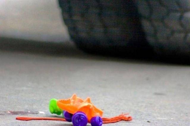 В Крыму автомобиль сбил ребёнка, который шел в школу