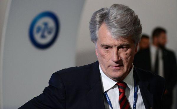 Ющенко обвинил россиян в «любви» к рабству и царю