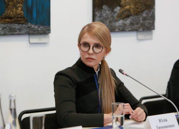 Тимошенко пообещала привлечь Порошенко за коррупцию