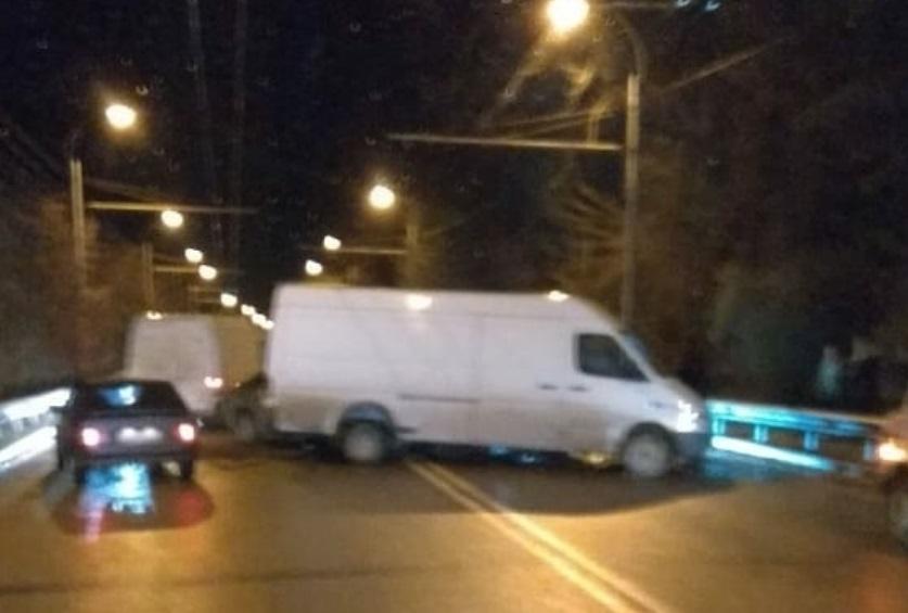 На трассе Симферополь – Ялта тройное ДТП (фото)