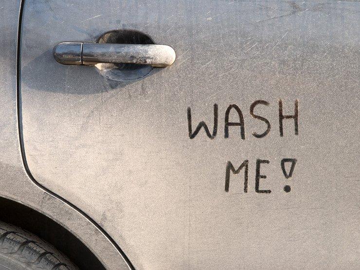 Что случится с машиной, если не мыть ее полгода или год