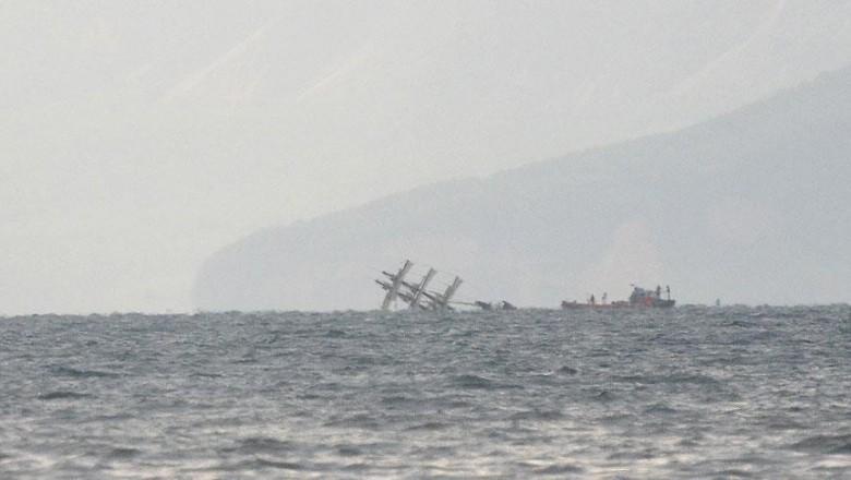В Черном море обнаружили шлюпку с телом мужчины