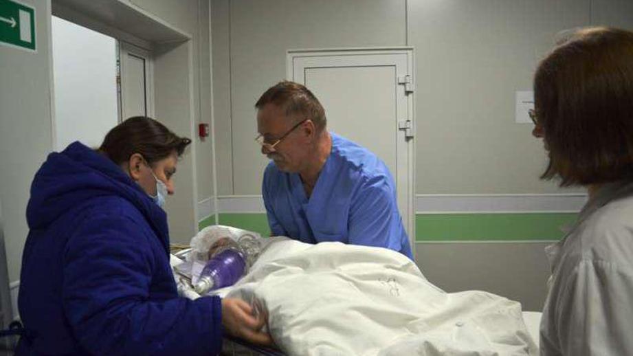 Спасенный в Магнитогорске младенец может лишиться ноги