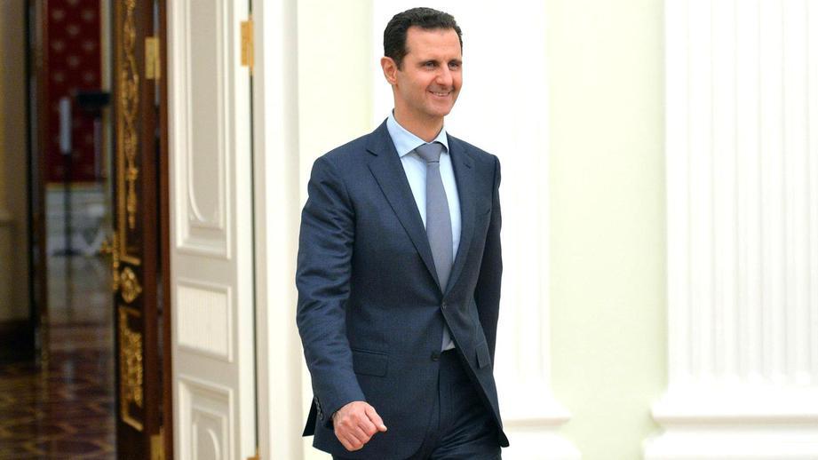 Асад захотел приехать в Крым